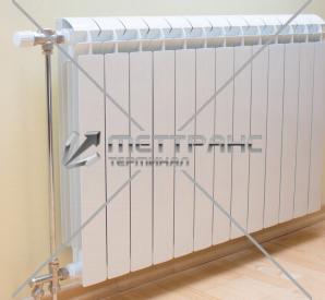 Радиатор панельный в Караганде