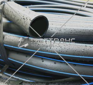 Труба полиэтиленовая ПЭ 50 мм в Караганде