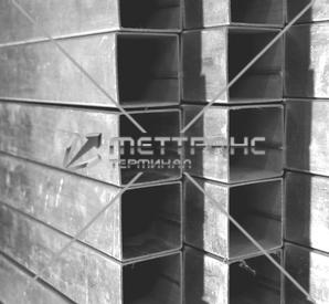 Труба профильная 120х120 мм в Караганде