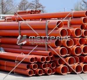 Труба канализационная в Караганде