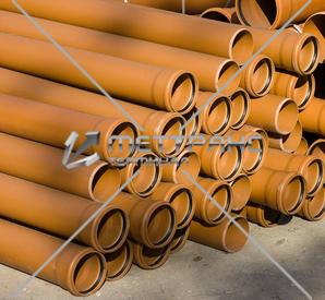 Труба канализационная 110 мм в Караганде