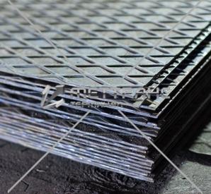 Лист стальной ромб в Караганде