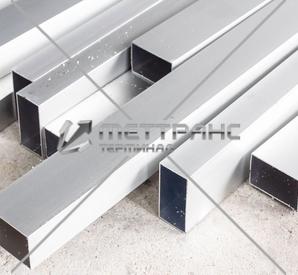 Профиль алюминиевый прямоугольный в Караганде