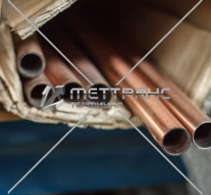 Труба медная 15 мм в Караганде