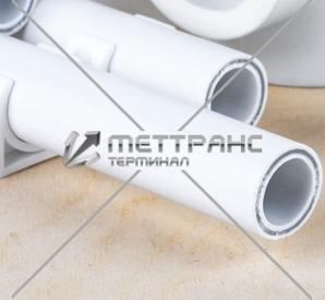 Труба металлопластиковая круглая в Караганде
