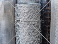 Сетка сварная с полимерным покрытием ПВХ в Караганде № 1