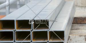 Труба прямоугольная 50х25 мм
