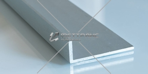 Профиль алюминиевый анодированный
